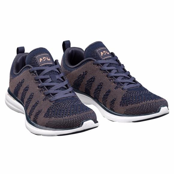 ec02b066bdfe APL Propulsion Labs TechLoom Pro metallic Sneakers